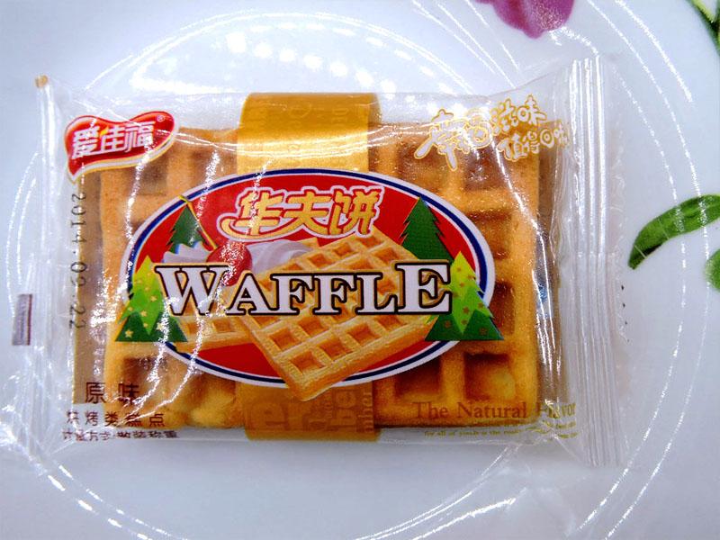 爱佳福华夫饼