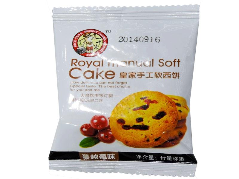 一斗米皇家手工软西饼(蔓越莓)