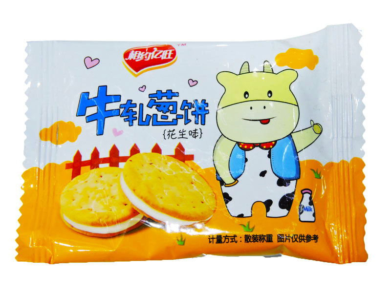 亿旺牛扎葱饼(花生味)