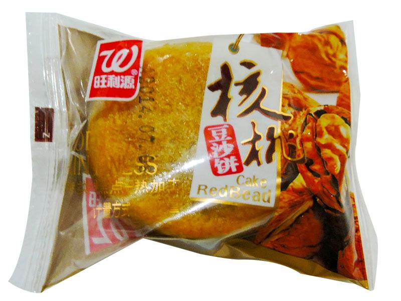 豆沙饼 (核桃小包