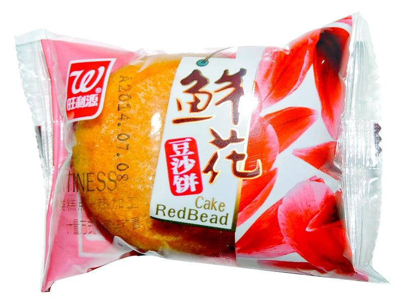 豆沙饼(鲜花)