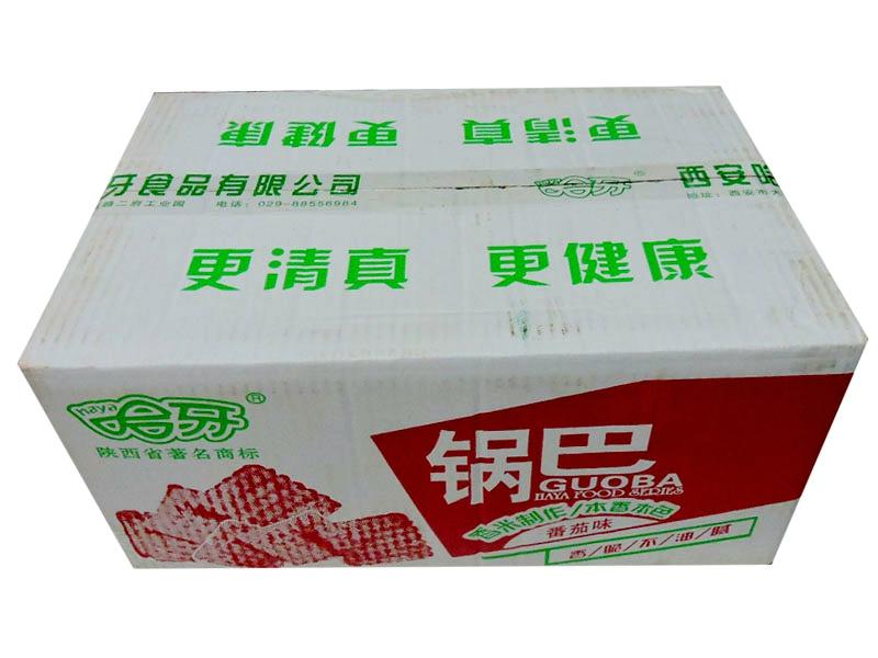 哈牙锅巴(番茄味)外箱