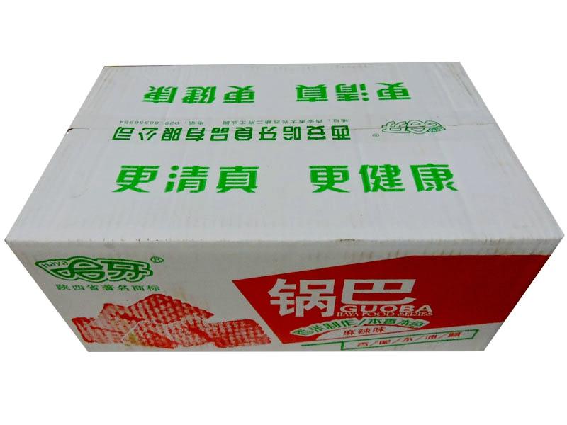 哈牙锅巴(麻辣味)外箱