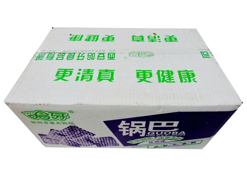 哈牙锅巴(孜然味)外箱