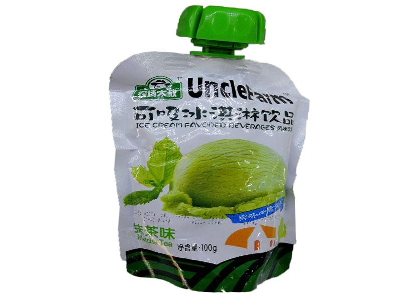 农场大叔果蔬泥100g(抹茶味)