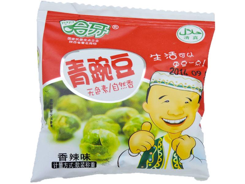 哈牙青豆(香辣)