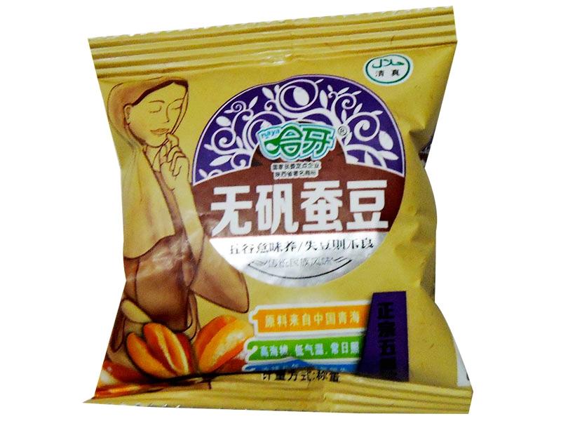 哈牙无矾蚕豆(五香味)