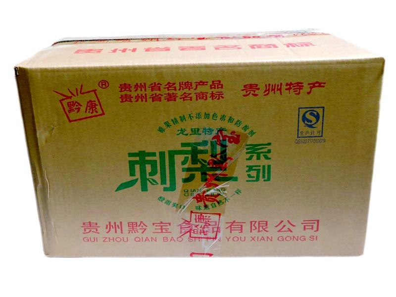 黔康刺梨干(蜂蜜味)外箱