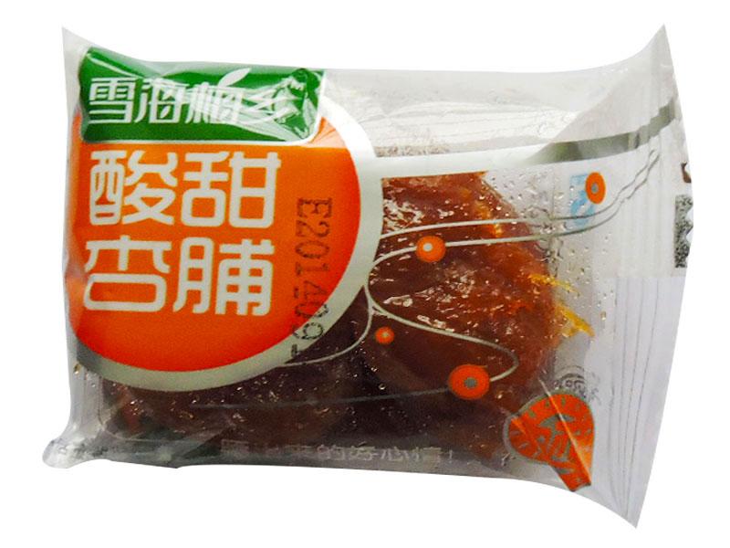 雪海梅乡酸甜杏脯