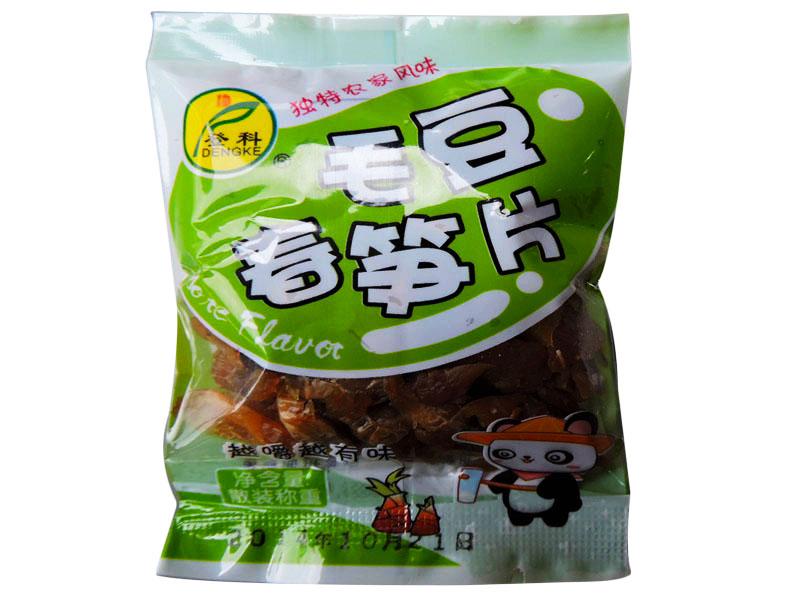 登科毛豆春笋片