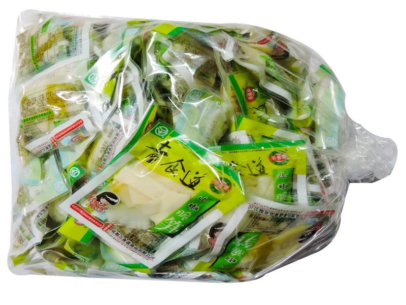 吉食道笋片  山椒味