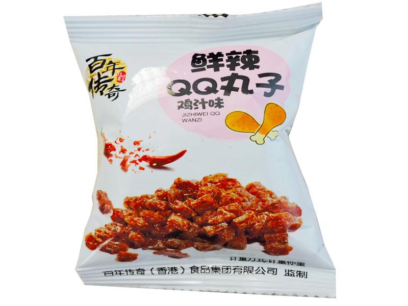 百年传奇鲜辣QQ丸子(鸡汁味)