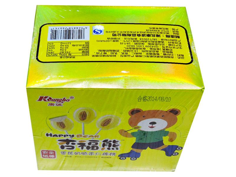 杏福熊24支棒糖(香蕉牛奶)