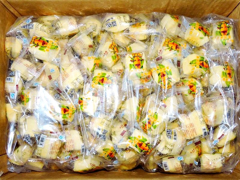 玉米弹性充气糖