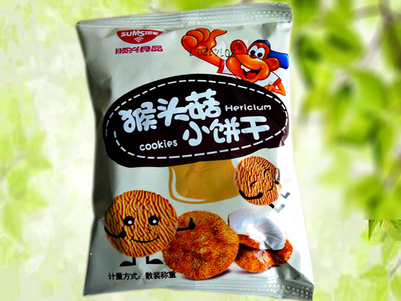 顺兴猴头菇小饼干
