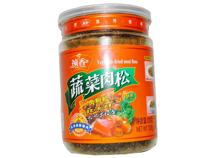 祯香肉松(蔬菜)