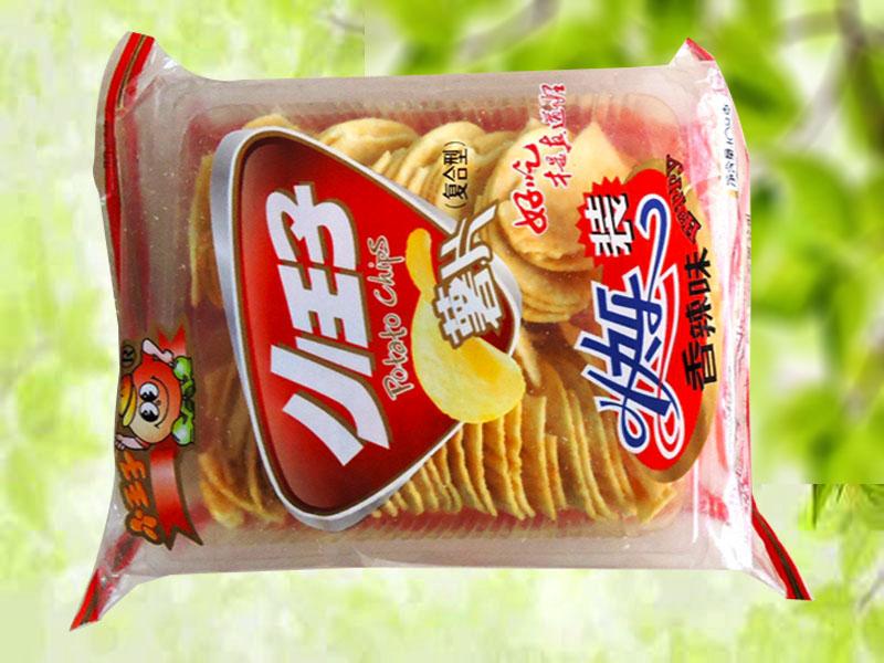 小王子薯片105g复合型(香辣味)
