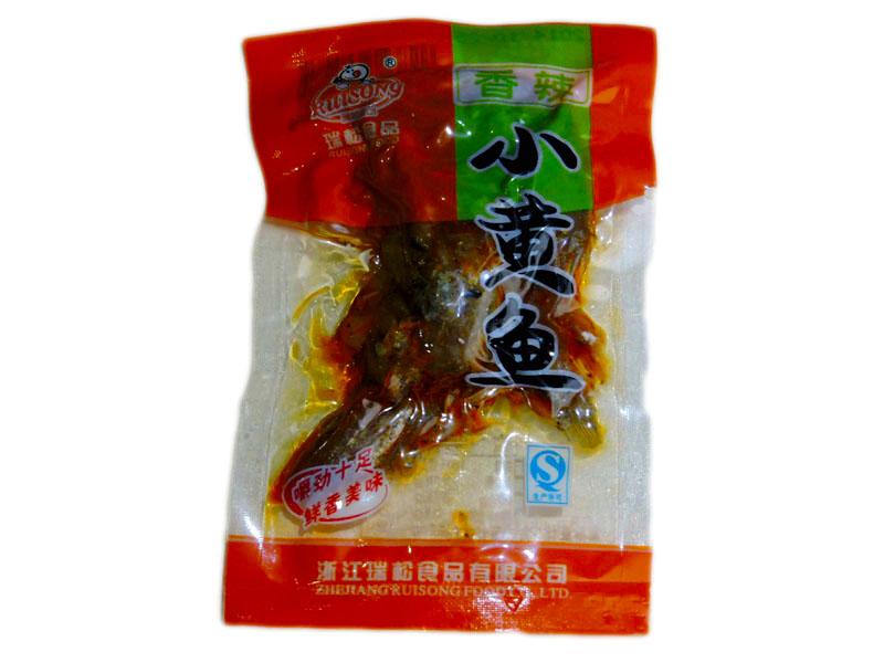 瑞松小黄鱼(香辣)