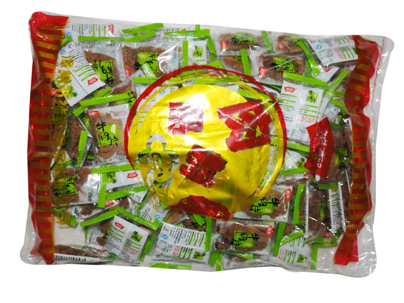 祯香牛肉片(香辣味)