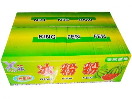 熹家佳冰粉粉(西瓜味外箱)