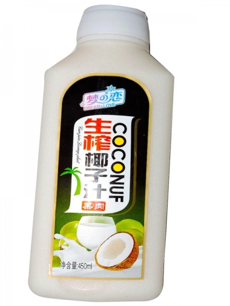 梦恋椰子汁(生榨果肉)