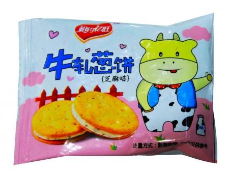 亿旺牛扎葱饼(芝麻)