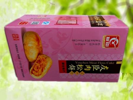 友臣肉松饼(173克)