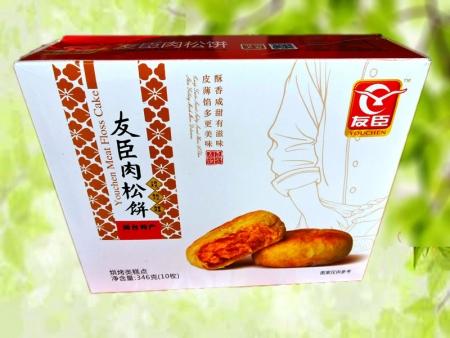 友臣肉松饼(346克)