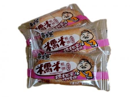 章老爷糯米煎饼(杏仁味,芝麻味,香葱味)