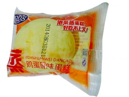港荣蒸鸡蛋味蛋糕(小包)