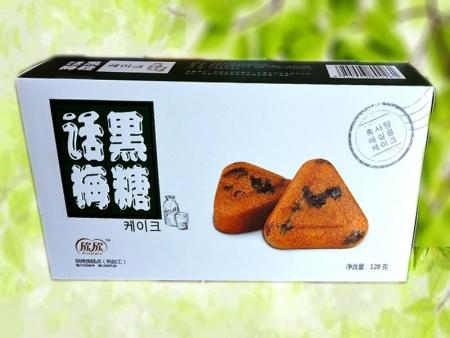 欣欣黑糖话梅蛋糕128g