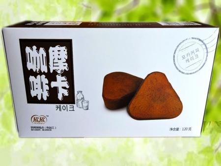 欣欣摩卡咖啡蛋糕120g