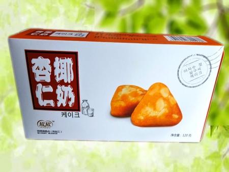 欣欣椰奶杏仁蛋糕120g