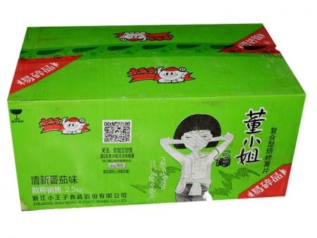 小王子紫薯片(番茄味)箱装