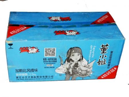 小王子紫薯片(风情味)箱装