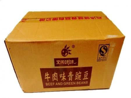 文氏味青豌豆(牛肉味)