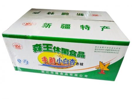 森王小白杏 外箱