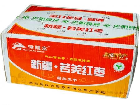 蜜缘诺姜红枣(二级)
