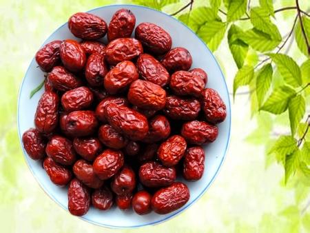 蜜缘诺羌红枣(特级)