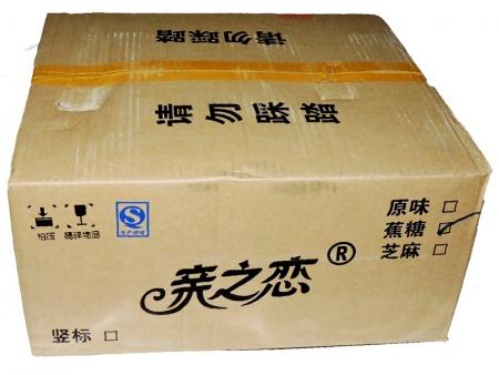 亲之恋爆米花(焦糖味)箱装
