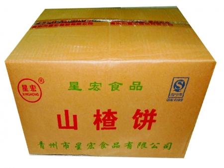 星宏山楂饼(外箱)
