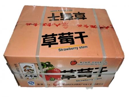 大老粗草莓干