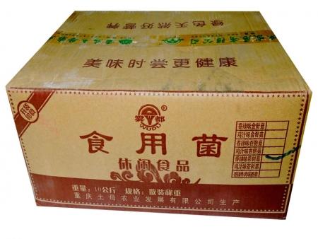 雾都茶树菇  香辣味   外箱