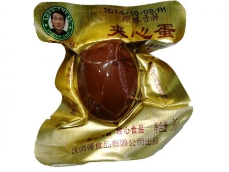 沈师傅夹心蛋36g(原味香肠味)