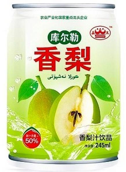 森王香梨汁245ml