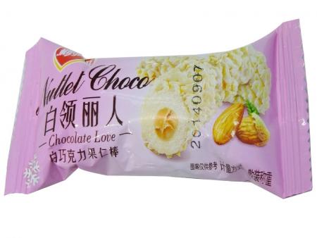 亿旺巧克力果仁棒(粉红)