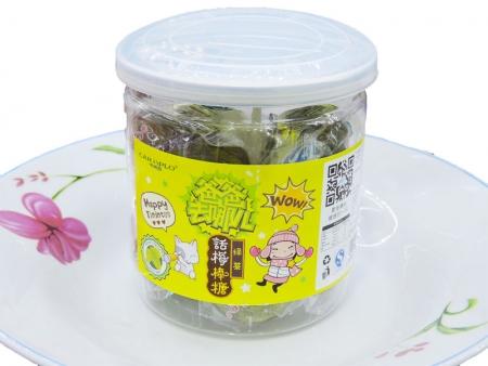 卡米乐梅心糖14g(10支绿茶)