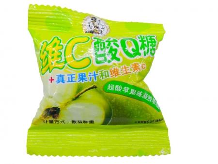 一斗米维C酸Q糖(苹果味)