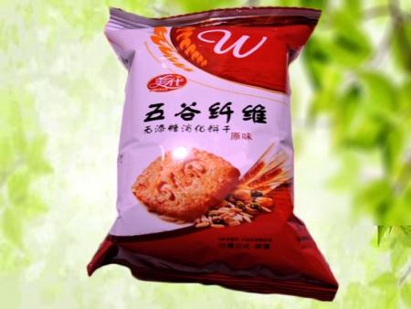 美代五谷纤维饼(原味)