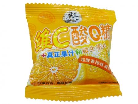 一斗米维C酸Q糖(香橙味)